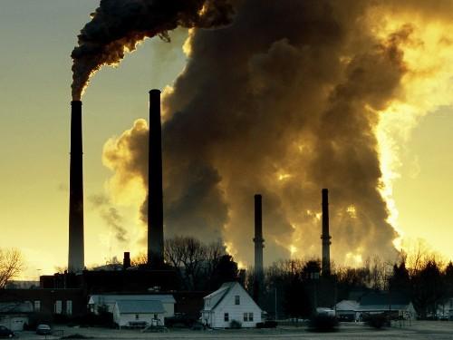 Air pollution, explained