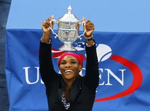 US Open Tennis Day 14: Photo Gallery