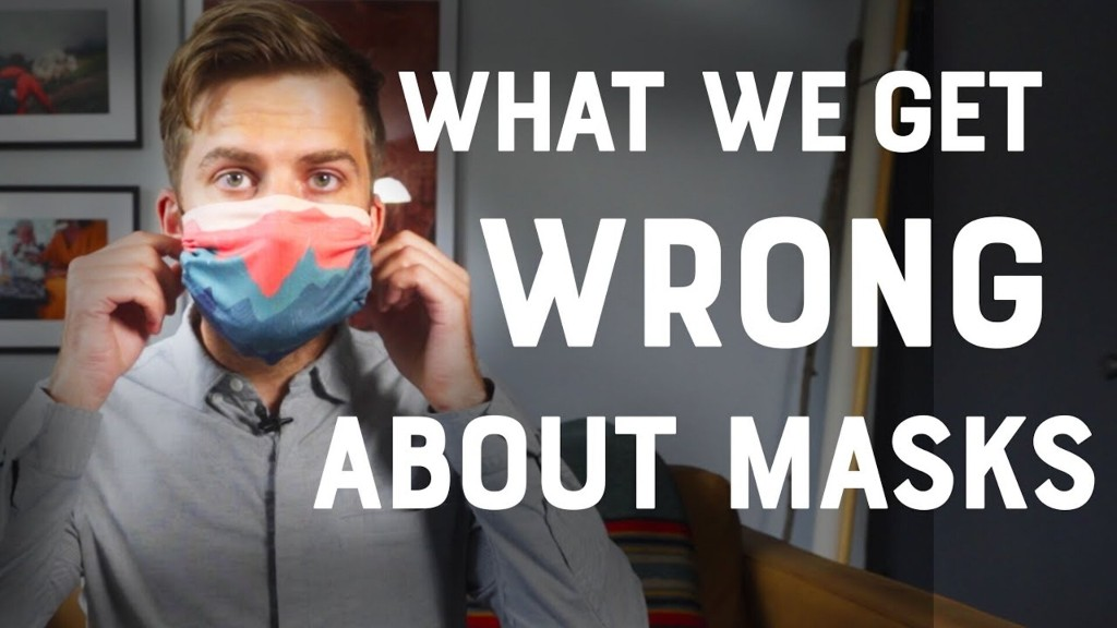What People Get Wrong About Masks - cover