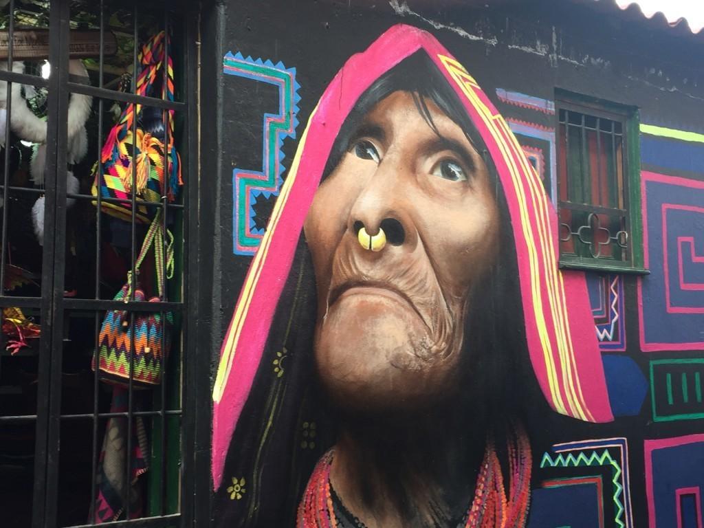 Free rein: the remarkable street art of Bogotá