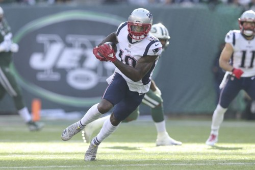 NFL conditionally reinstates Patriots WR Gordon