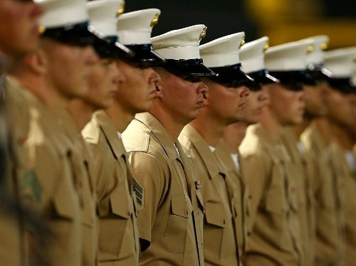 12 gorgeous photos of the US Marine Corps in action during 2016