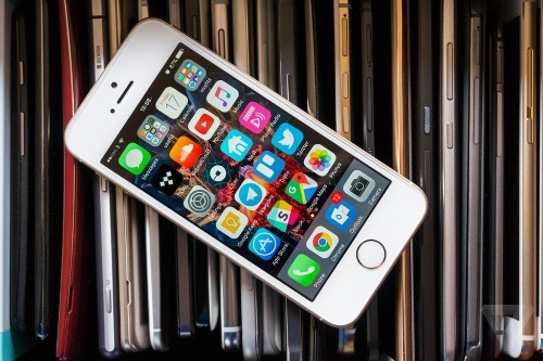The iPhone SE taught me that the best phone is the one you're used to