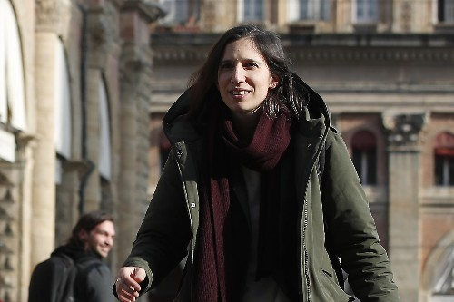 Italian-American emerges as new star of Italy's left-wing