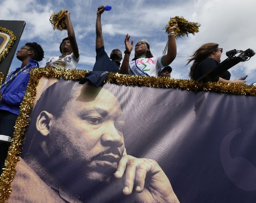 Martin Luther King Jr. Day in Pictures
