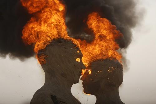 Burning Man Festival at Black Rock: Pictures