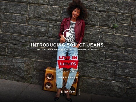 Campaigns Worth Knowing: Levi's, H&M and Chanel
