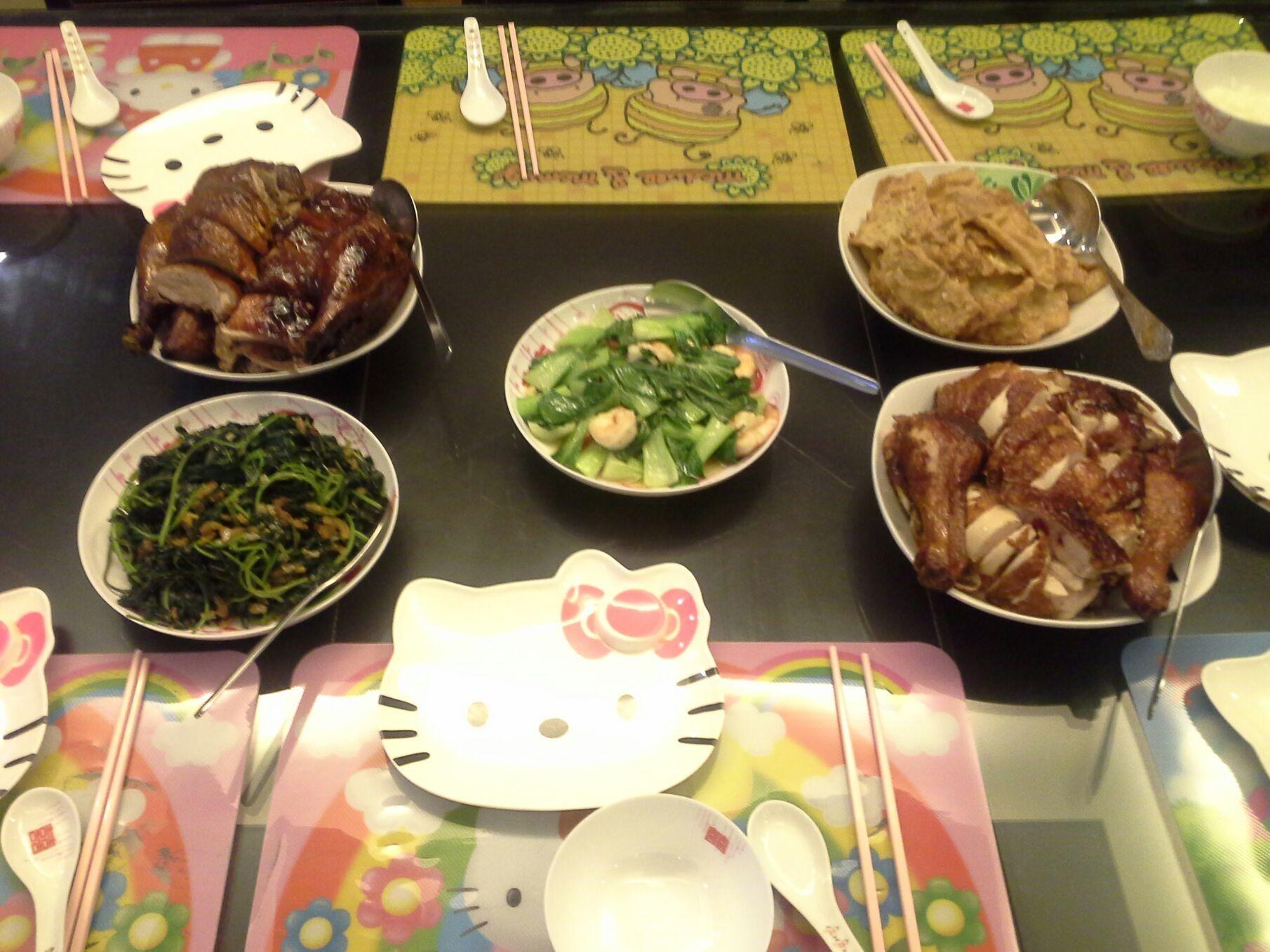 端午節晚餐 Happy Dumpling Day ^^