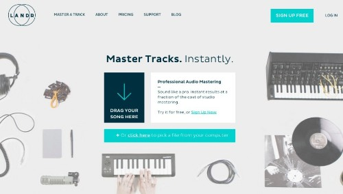 LANDR Drums Up $6.2 Million To Master Music With Big Data