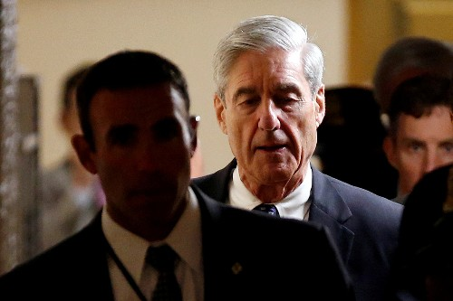 Democrats push for Mueller report to Congress by next week, Republicans resist