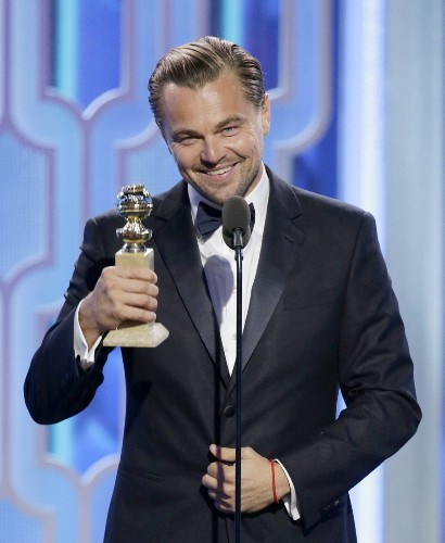Leo, Matt, Taraji and Other Winners at the Globes: Pictures