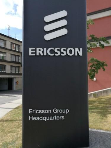 Gewinn bei Ericsson klettert wegen Flaute in den USA langsamer als erwartet