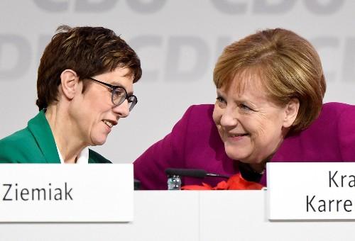 Center-right to top EU poll; far-right surges: survey