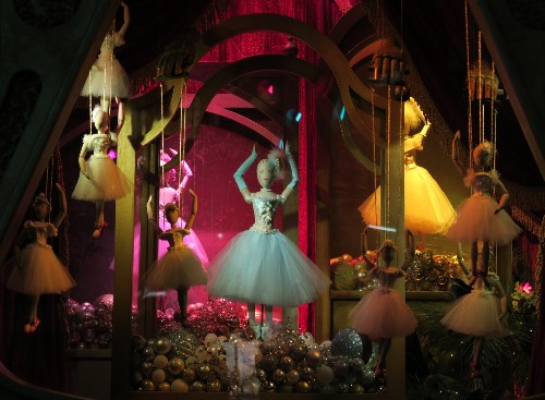 NYC Holiday Window Displays