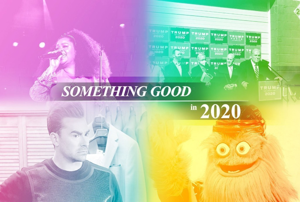 Did anything good happen in 2020? We dared ourselves to look for bright spots