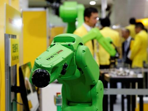 Japon/Machines-Plus forte baisse des commandes export depuis 2007