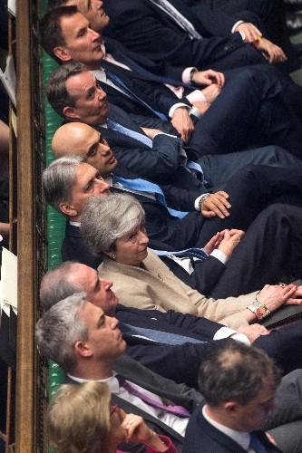 Britische Regierung und Opposition setzen Brexit-Gespräche vor Ostern fort