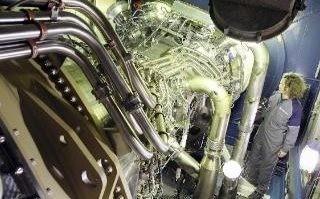 Boost for Rolls-Royce as it breaks GE's naval engine market dominance