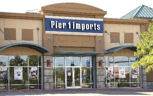 Pier 1 Imports fourth-quarter results disappoint, CFO departs
