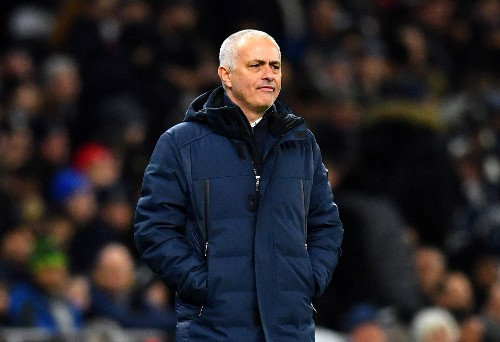 Top-four finish for Spurs would be incredible - Mourinho