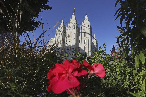 Mormon church opposes Utah LGBTQ 'conversion therapy' ban
