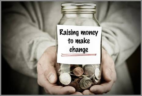 Raising money is a good way to help make a difference to people lives or even your you never know how much it could help people