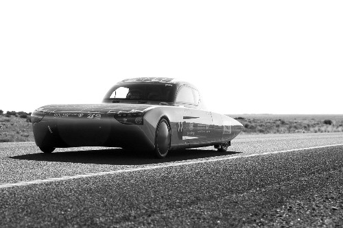 World Solar Car Challenge in Australia's Outback: Pictures
