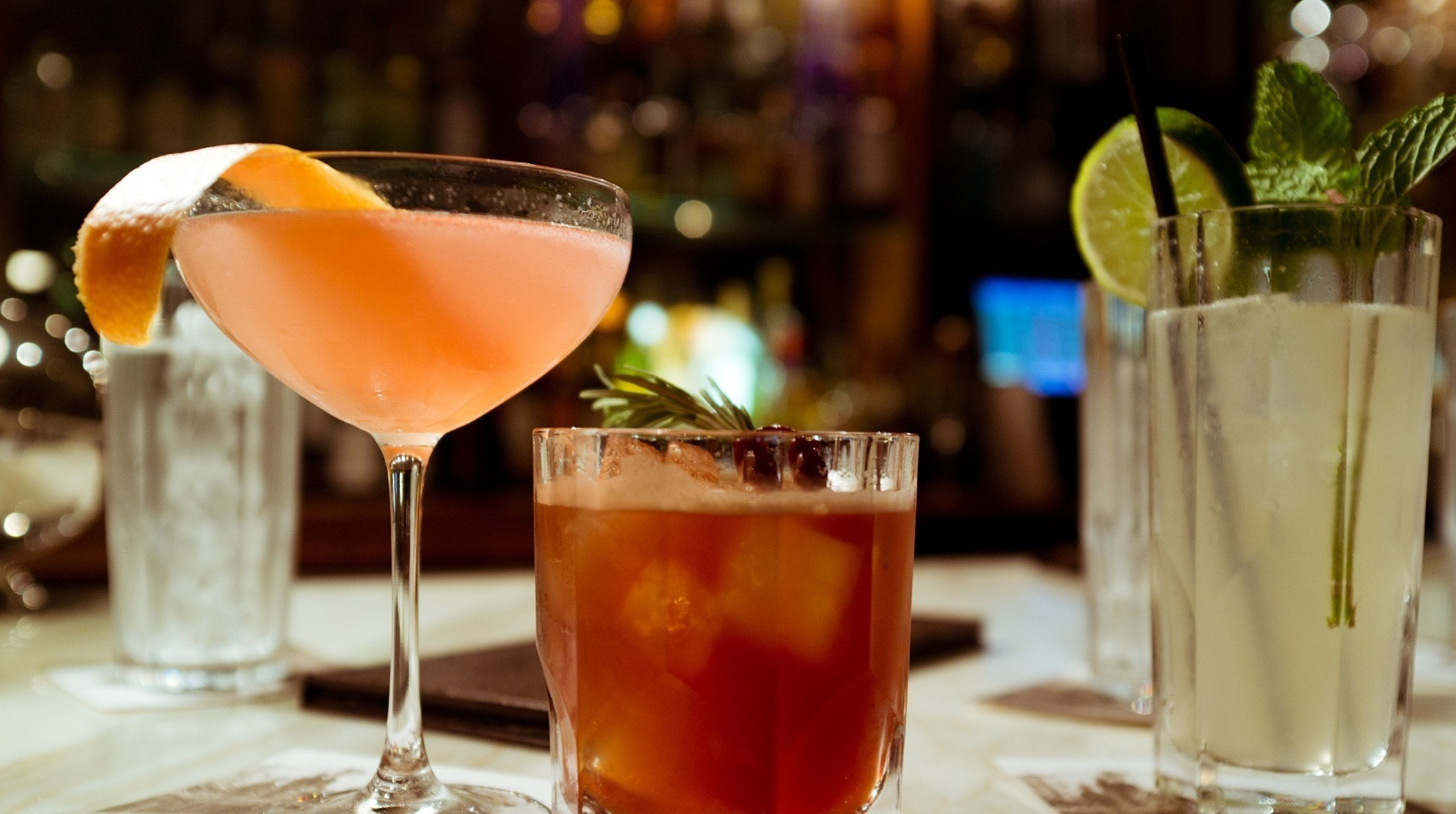 Your Brain Makes You Want to Order Drink After Drink