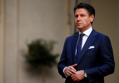 In setback for 5-Star, Italy's PM backs completion of rail link with France