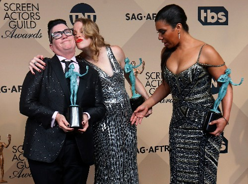 LGBT characters at all time high on U.S. television