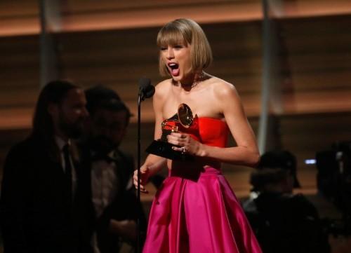 Lamar shut out as Swift, Sheeran, Mars win top Grammy awards