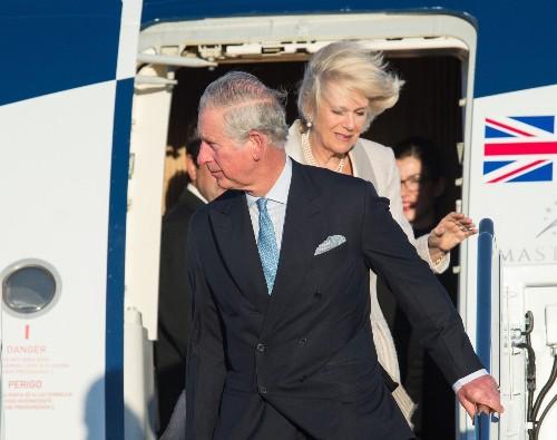 Prince Charles and Camilla Visit DC