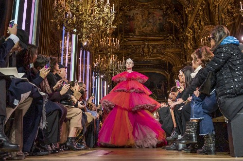 Paris Haute Couture: Pictures