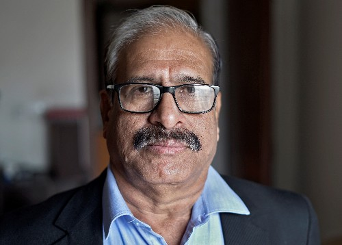 Unpalatable numbers: statistician who rocked Indian government had to take a stand