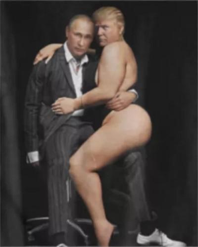 Trump de Dumpty - cover