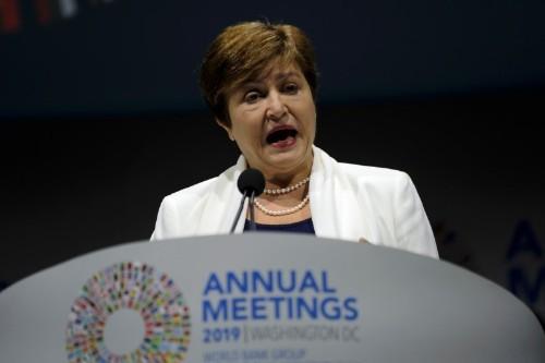 IMF's Georgieva says supports debt relief for Somalia