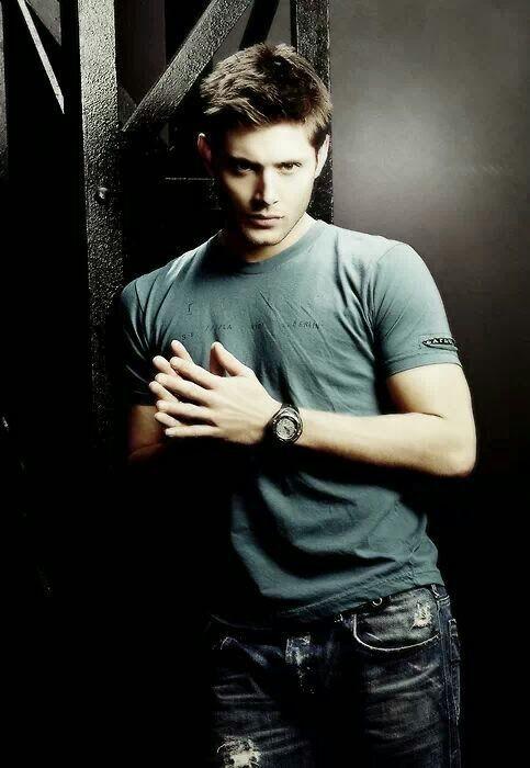 Jensen is so sexy