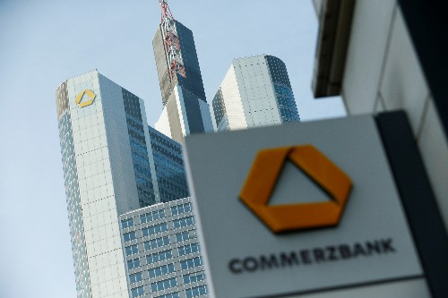 """Commerzbank-Chef - """"Europäische Integration darf kein Traum bleiben"""""""