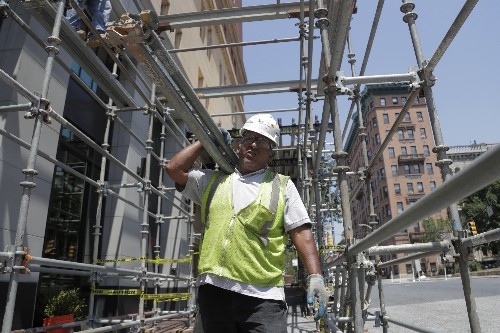 US construction spending drops 1.3% in June
