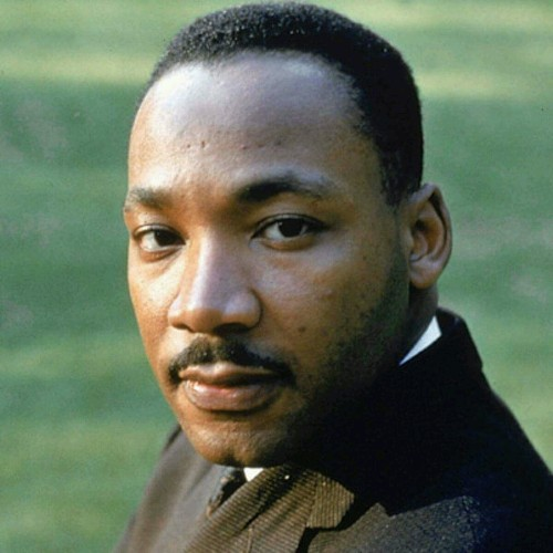 Martin Luther King Jr - Magazine cover
