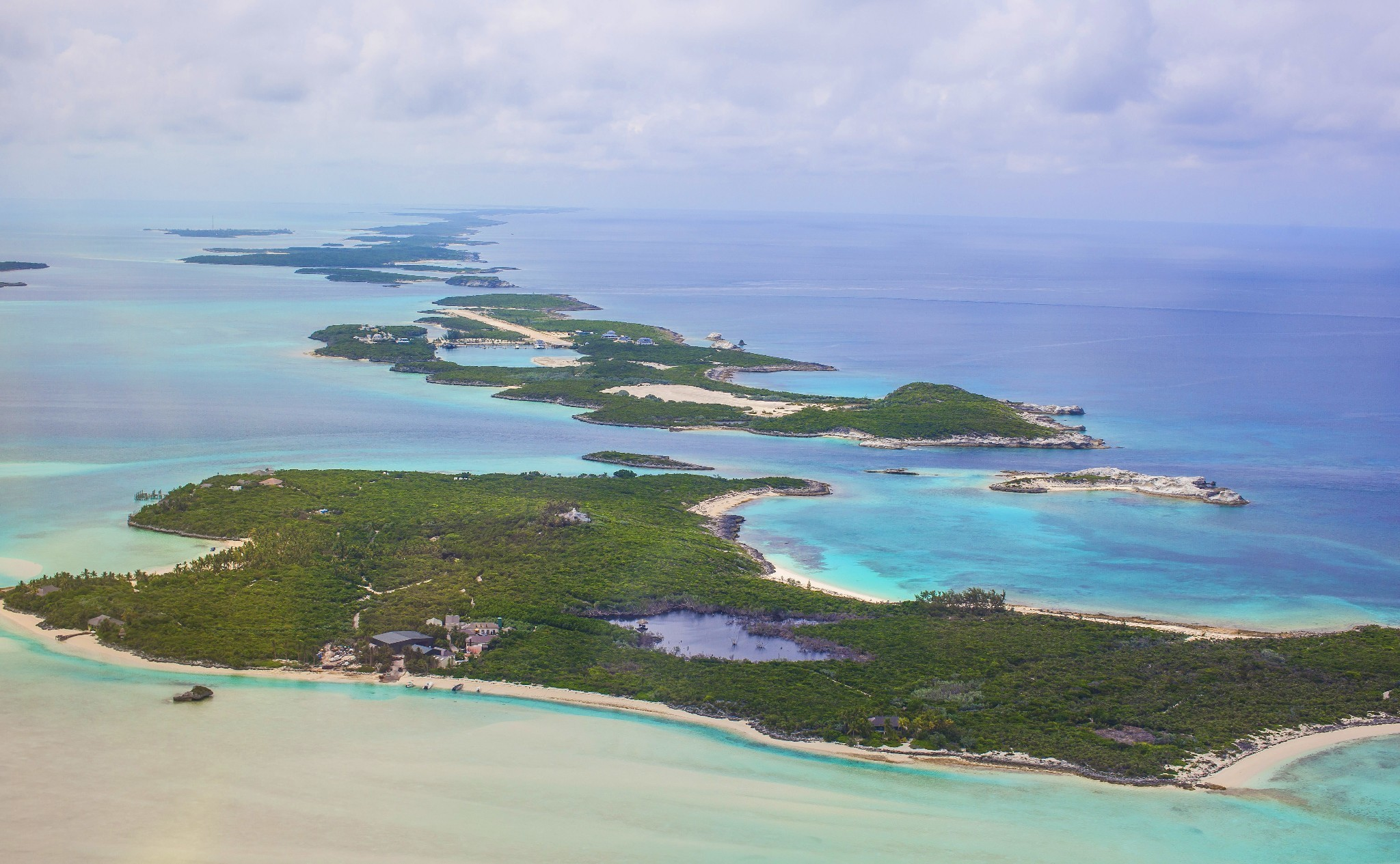 How to choose an island in the Bahamas