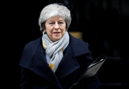 British PM May expected to announce on Friday that she will quit: The Times