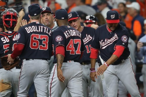 Nationals' Soto overcomes nerves to play Game One hero