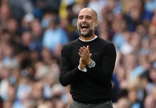 Soccer: Guardiola hails skipper Silva ahead of Man City milestone
