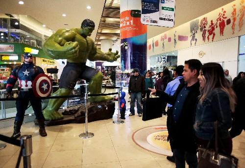 Disney adds scene to 'Avengers: Endgame' as film nears box-office record