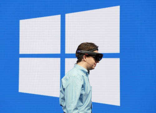 Microsoft Holds Developers Build Conference: Pictures