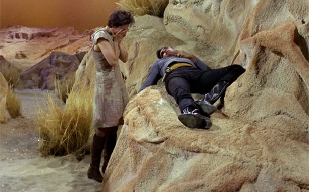 'Star Trek' Turns 50: A Look Back at the Desperately Sad First Episode