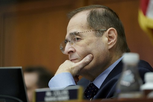 House Democrat Nadler sees evidence of obstruction in Mueller report