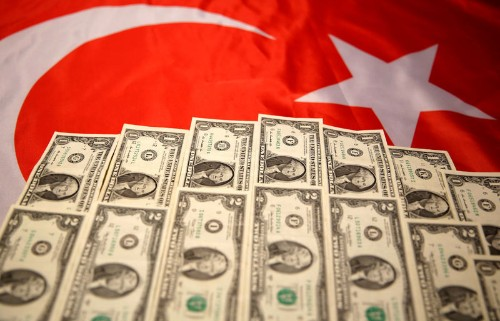 Турецкие долларовые облигации растут благодаря более мягким, чем ожидалось, санкциям США