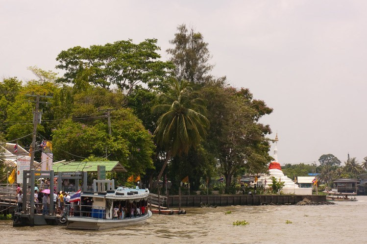 Best day trips from Bangkok: Ko Kret